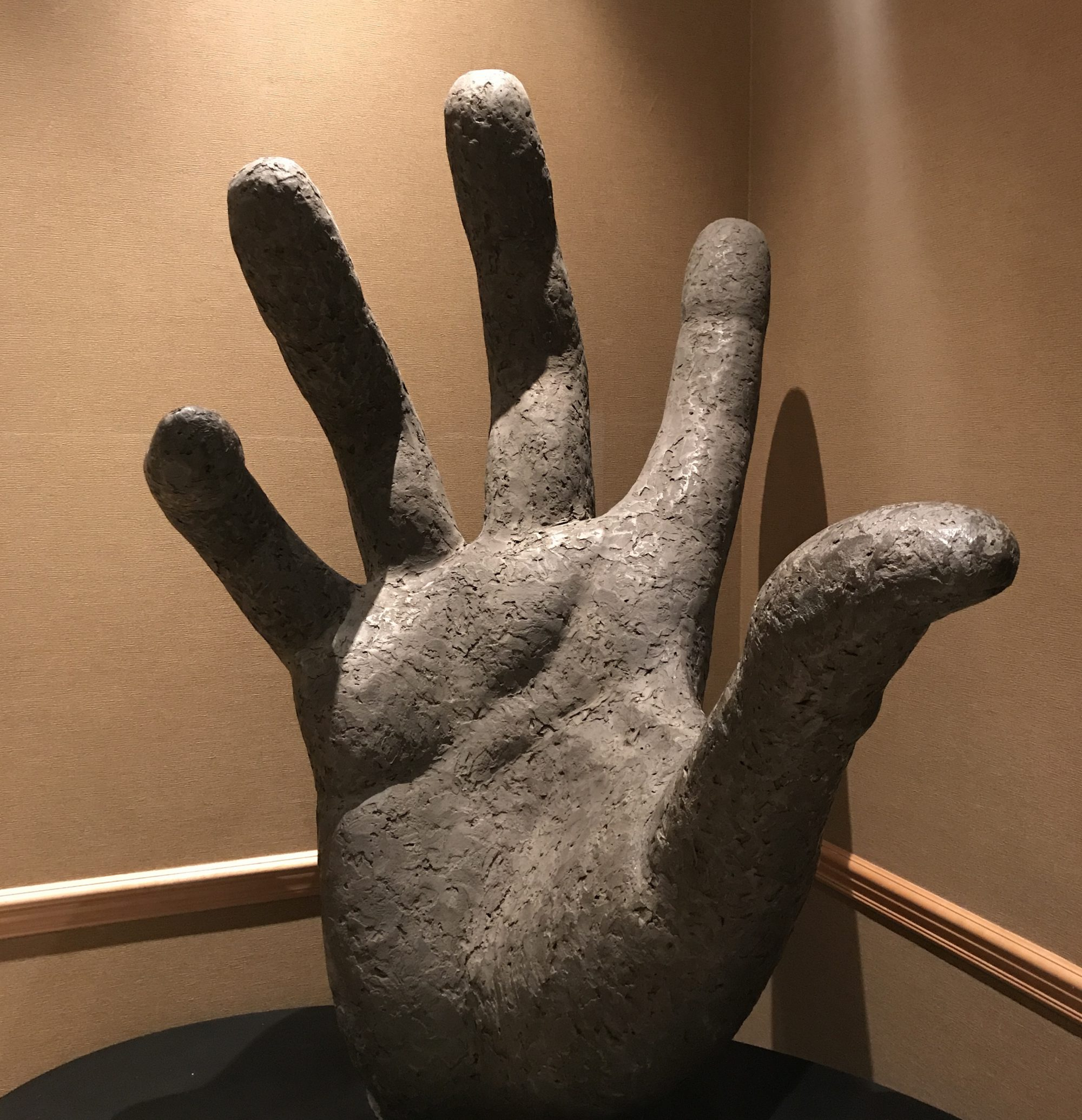 Oklahoma Hand